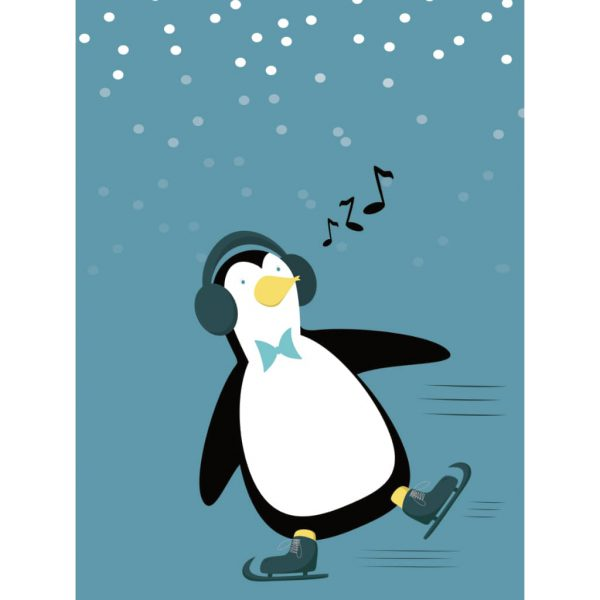 Martin le Pingouin