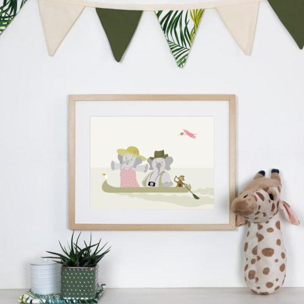 Léo le rhino
