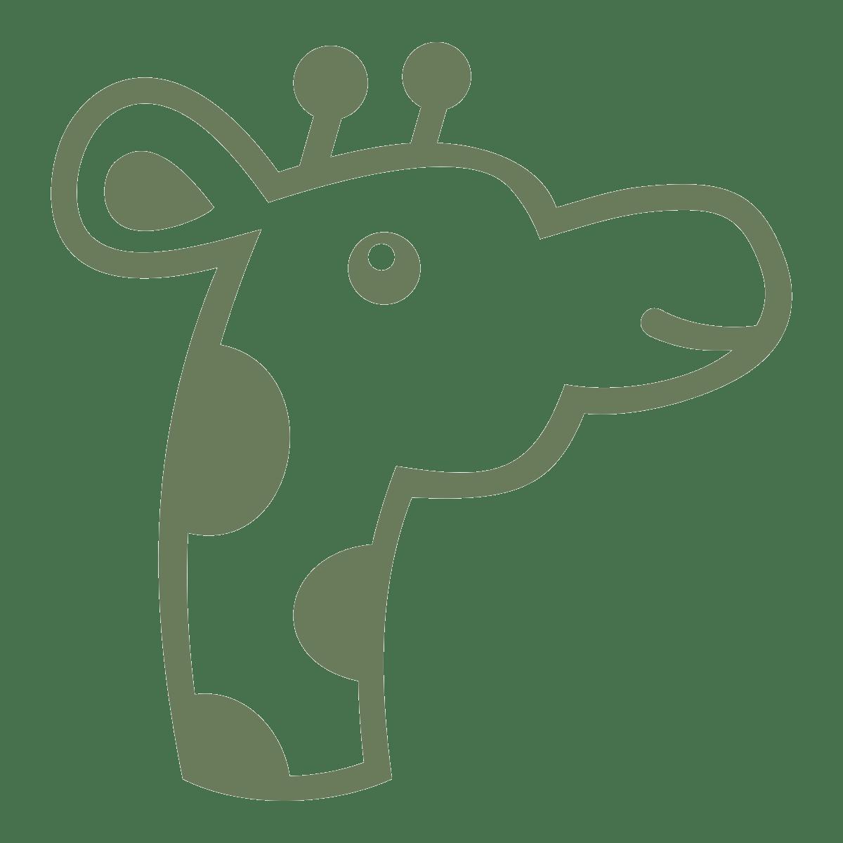 illustration girafe