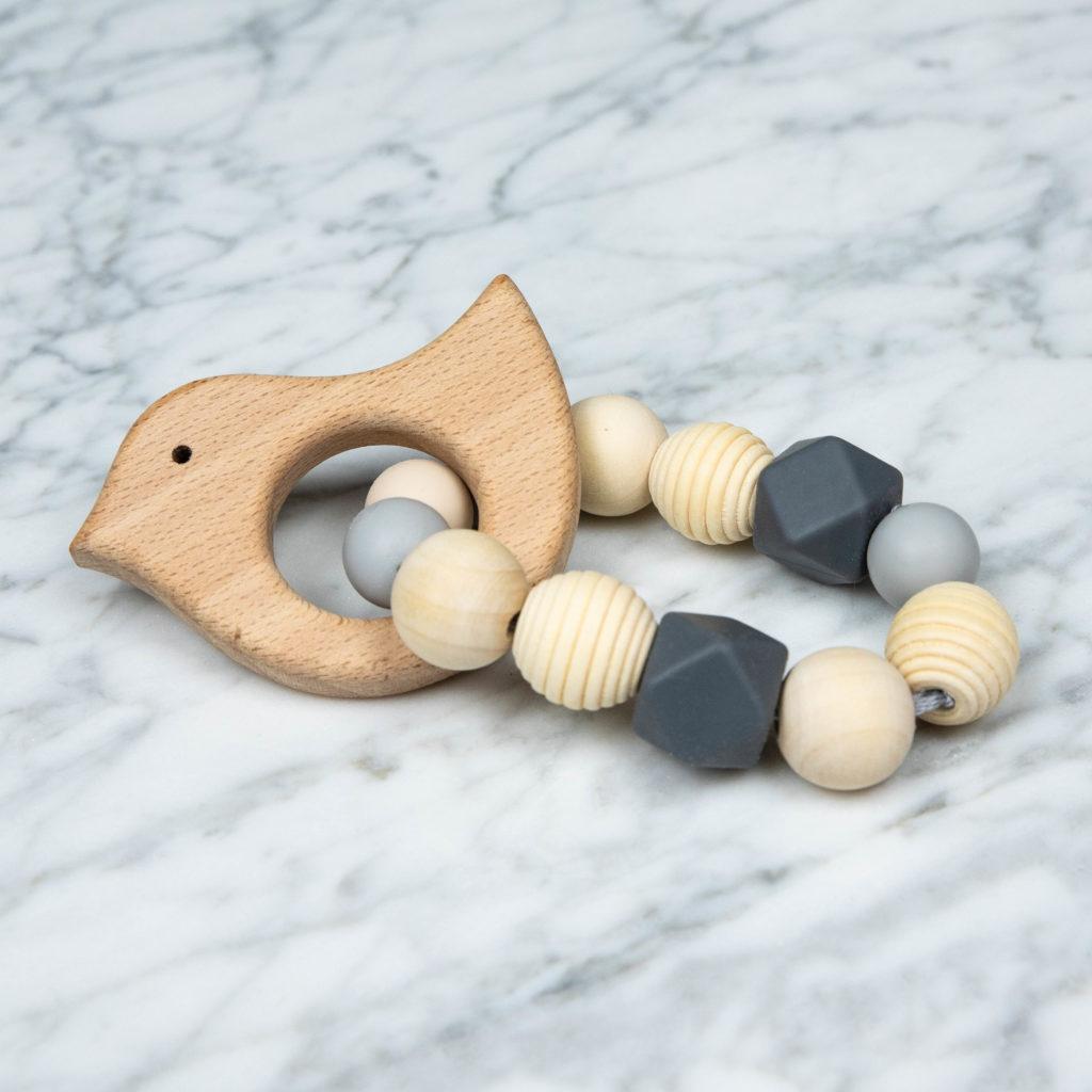 DIY: Les anneaux de dentition